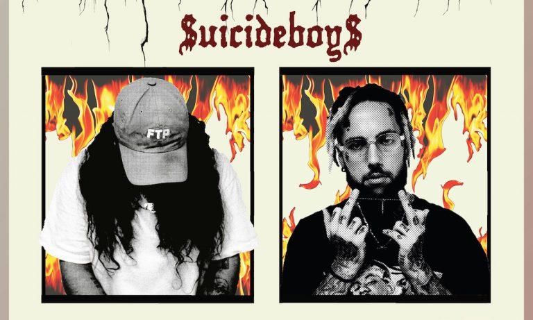 $uicideboy$: Europatour im Juni // Live