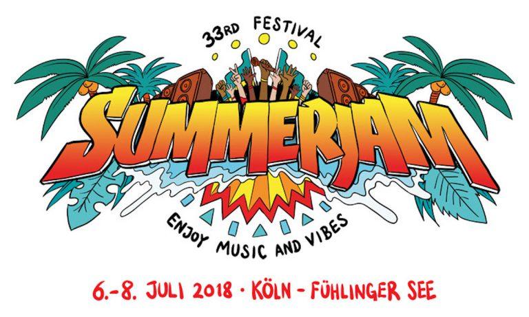 Summerjam 2018: In weniger als vier Wochen geht's los – die Running Order steht // Live