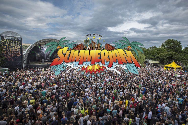 Summerjam 2019: Bonez & RAF, Cypress Hill, Yung Hurn, Popcaan u.v.m. // Live