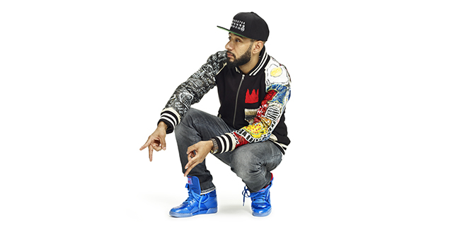 Interview: Swizz Beatz (JUICE #154)