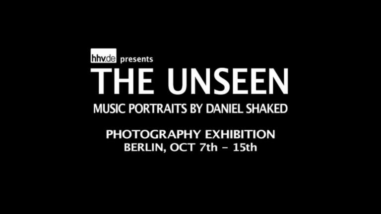 Ausstellung »The Unseen«: Daniel Shaked stellt Porträts in Berlin aus // Veranstaltungstipp