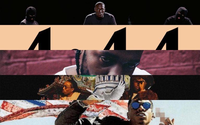 Top 10: Die besten Rap-Alben 2017 (international) // JUICE Jahrescharts