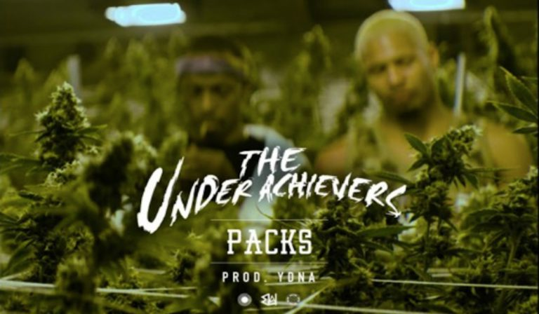 The Underachievers – PACKS // Track