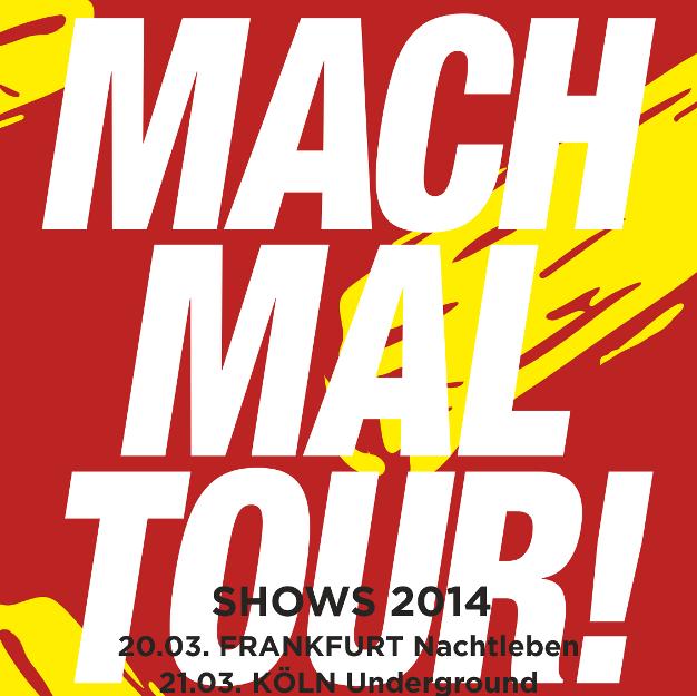 Mach One live