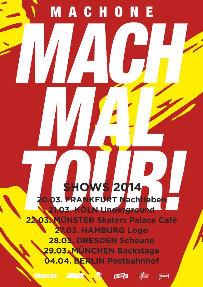 Tourposter_MachmalTour