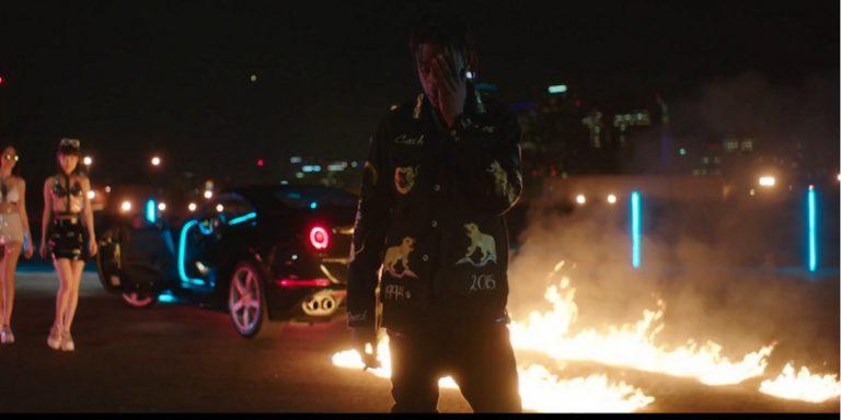 Major Lazer feat. Travis Scott, 2 Chainz, Pusha T & Mad Cobra – Night Riders // Video