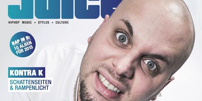 JUICE #165 mit Favorite-Cover und JUICE Exclusive EP »Dionysos« ab sofort vorbestellbar!