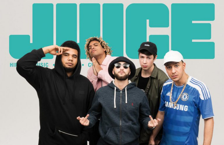 JUICE #178 mit Nimo, UFO361, Crack Ignaz, LGoony, Chima Ede, Haiyti, Rin und »Leaders of the New School« EP ab dem 22.12. überall erhältlich!
