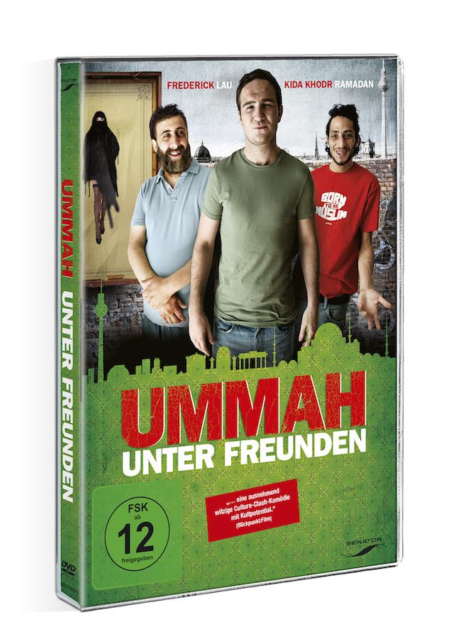 Ummah_Packshot DVD 3D_FINAL
