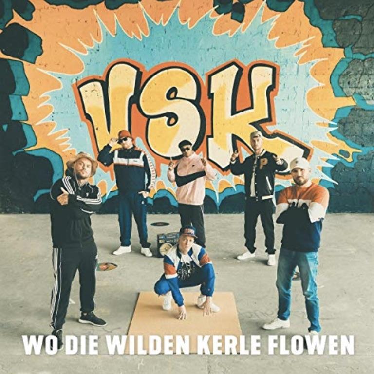VSK – Wo die wilden Kerle flowen // Review