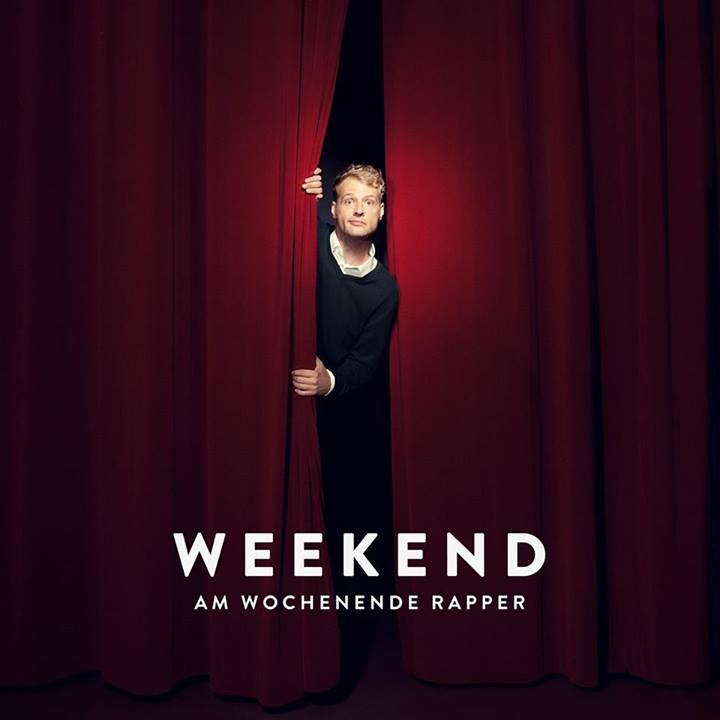 Weekend-Am-Wochenende-Rapper-Cover