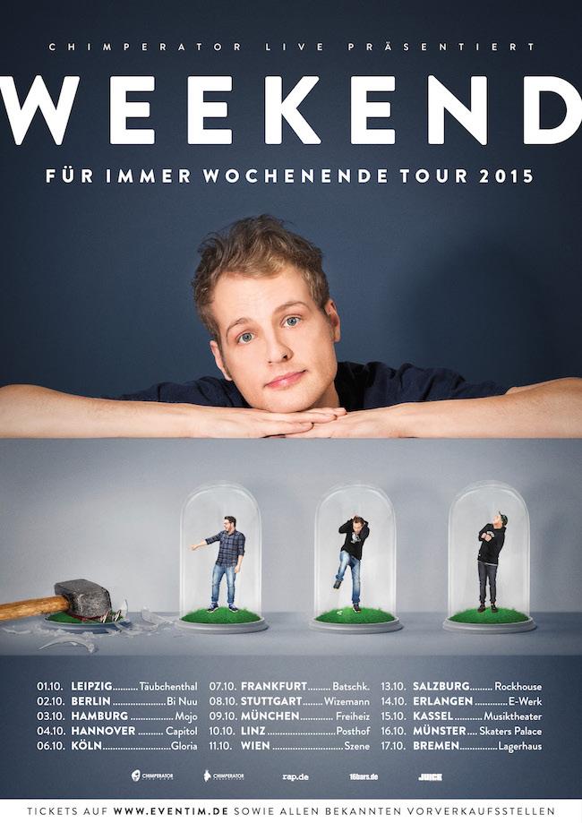 Weekend-Tour
