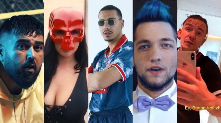 Wrap it up: Die besten Deutschrap-Songs zum Wochenende mit Apache 207, Capital Bra, Sido, Dead Dawg u.v.m. // Video