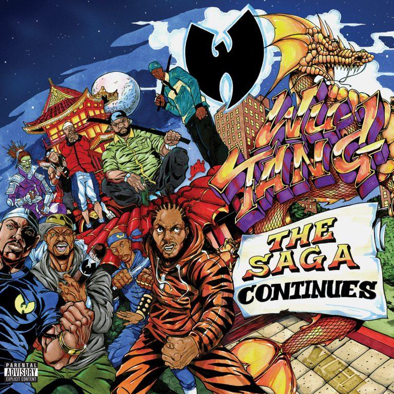 »The Saga Continues« – Der Wu-Tang Clan ist zurück! // Stream