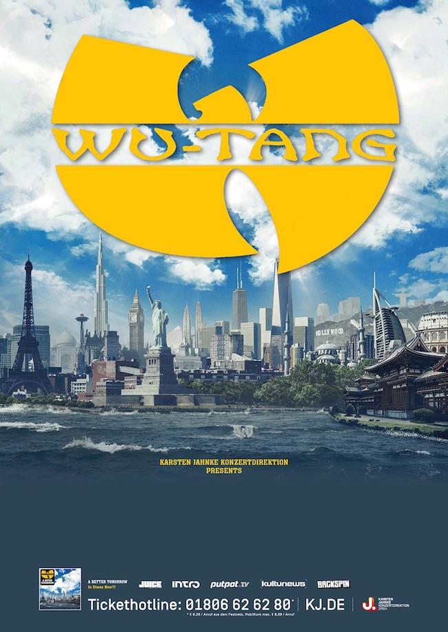 Wu-Tang_Plakat_2015