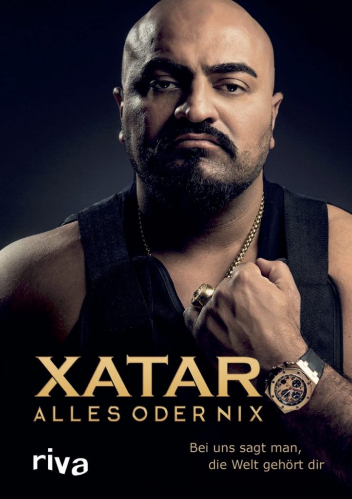 Xatar-Cover