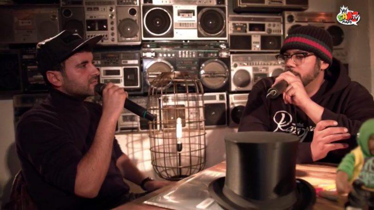Yo! Sam TV Raps: Samy Deluxe mit eigener Talkshow // Video