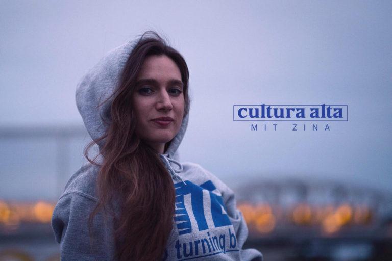 Spotlight: cultura alta mit Zina // Feature