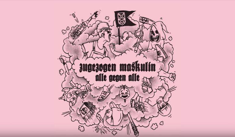Zugezogen Maskulin – Alle gegen Alle // Video + Albumstream