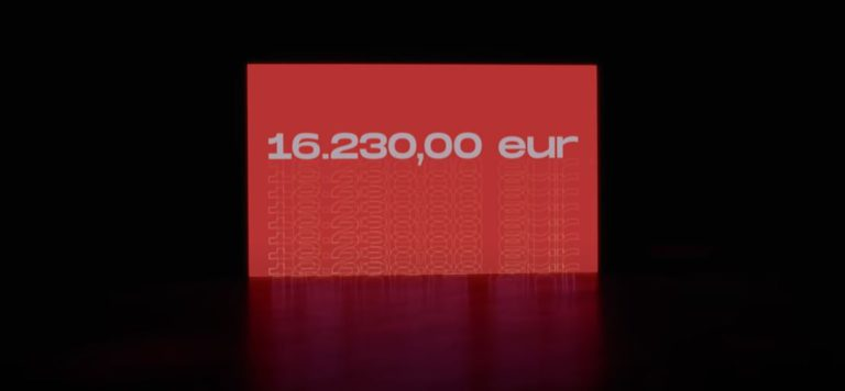 16.000 Euro in dreieinhalb Minuten: Zugezogen Maskulin mit dem Video zu »Der Erfolg«