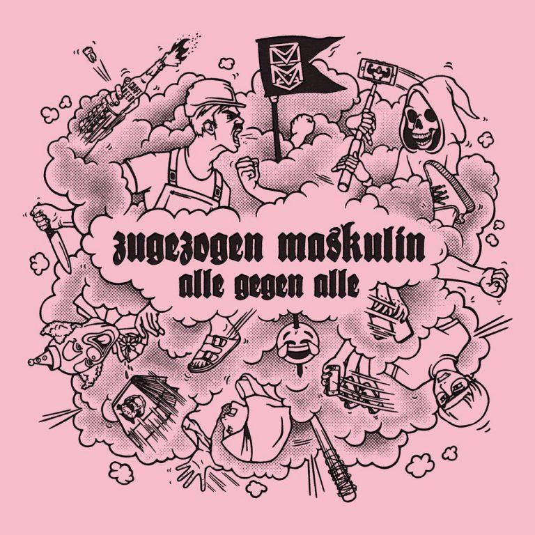 Zugezogen Maskulin – Alle gegen Alle // Review