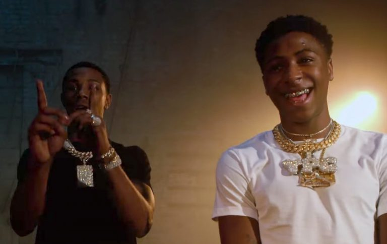 YoungBoy Never Broke Again feat. A Boogie Wit Da Hoodie – GG (Remix) // Video