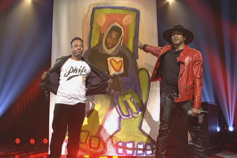 A Tribe Called Quest x Dave Chappelle – We The People (SNL) // Live