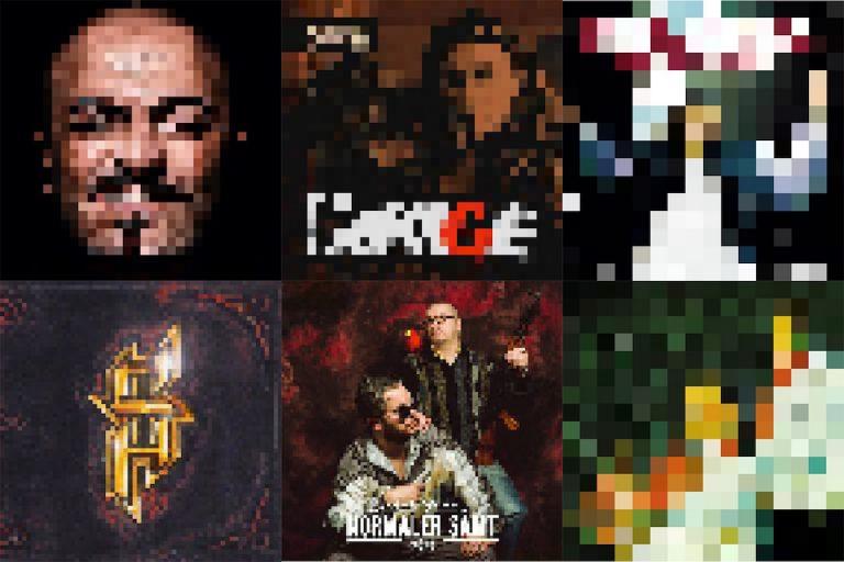 »Album Art IQ«: Wie viele Deutschrap-Cover erratet ihr? // News