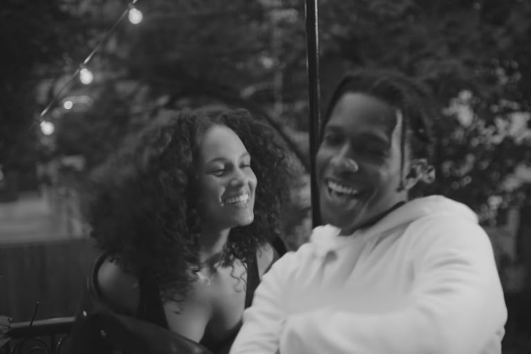 Alicia Keys feat. A$AP Rocky – Blended Family (What You Do For Love) // Video