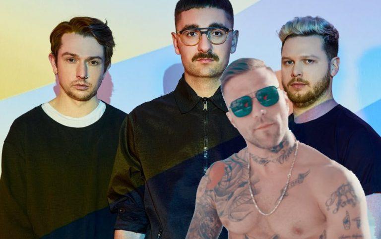 Indie-Pop mit Rap? Kontra K ist auf dem neuen Album von alt-J // News