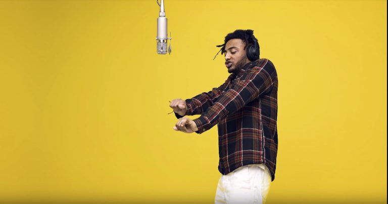 Aminé – Yellow  @ COLORS // Video