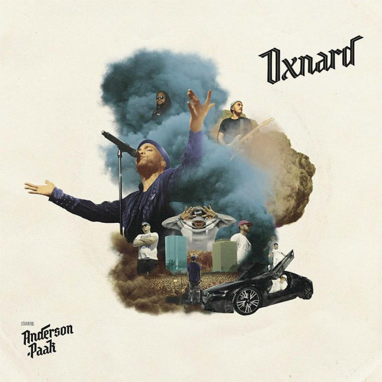 Anderson .Paak – Oxnard // Review