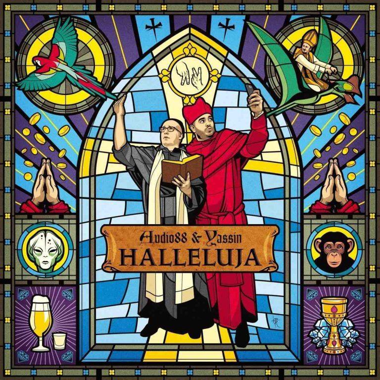 Audio88 & Yassin – Halleluja // Review