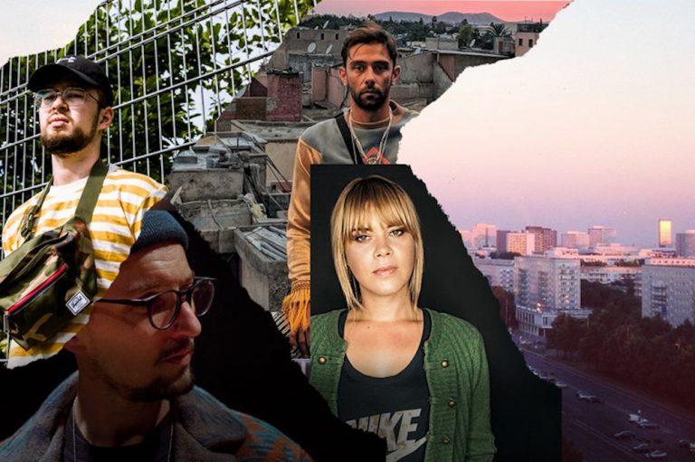 Deck10: Radiosendung über Berliner Beatmaker mit Melbeatz, Figub Brazlevič, Suff Daddy & AsadJohn // Live-Stream