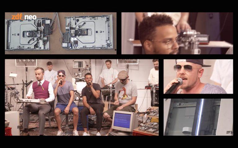 Beginner feat. Geekchester – Hammerhart // Video