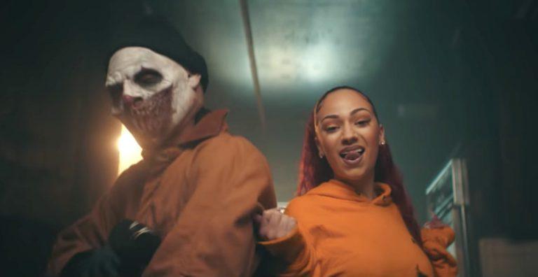 »Bestie«: DMX wird im neuen Video von Bhad Bhabie zum Killer-Clown // Video