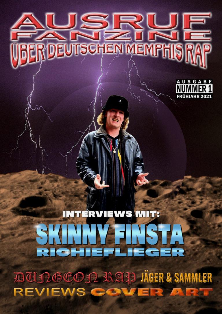 Spotlight: AUSRUF Fanzine – Über deutschen Memphis Rap // Feature