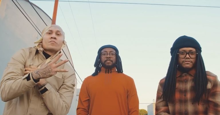 The Black Eyed Peas feat. Esthero – 4ever // Video