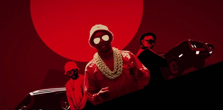 The Black Eyed Peas feat. Nas – Back 2 Hiphop // Video