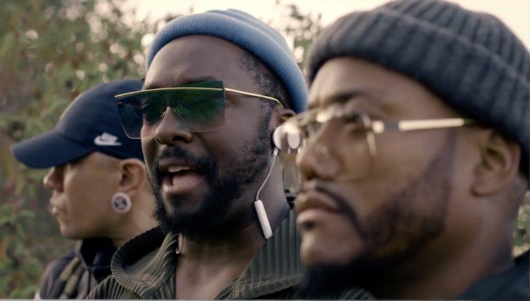 The Black Eyed Peas – Vibrations pt.1 pt.2 // Video