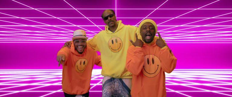 »Be Nice« – Black Eyed Peas und Snoop Dogg predigen Positivity // Video