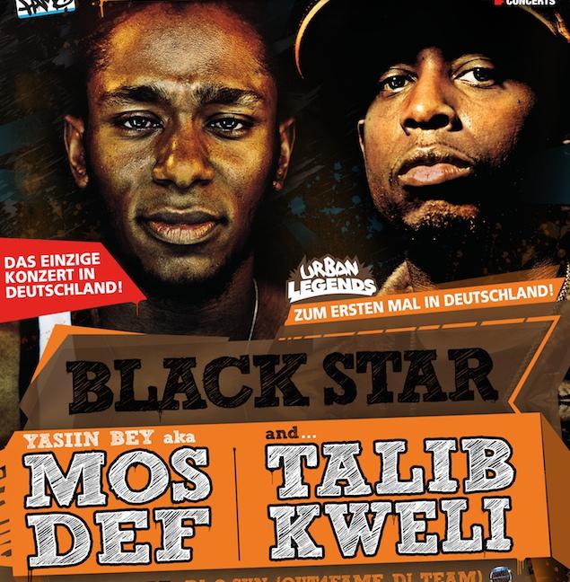 Black Star live