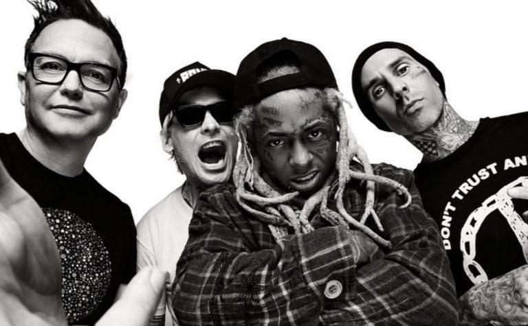 Classics combined: Lil Wayne & Blink 182 mit gemeinsamer Mash-Up-Single // Video