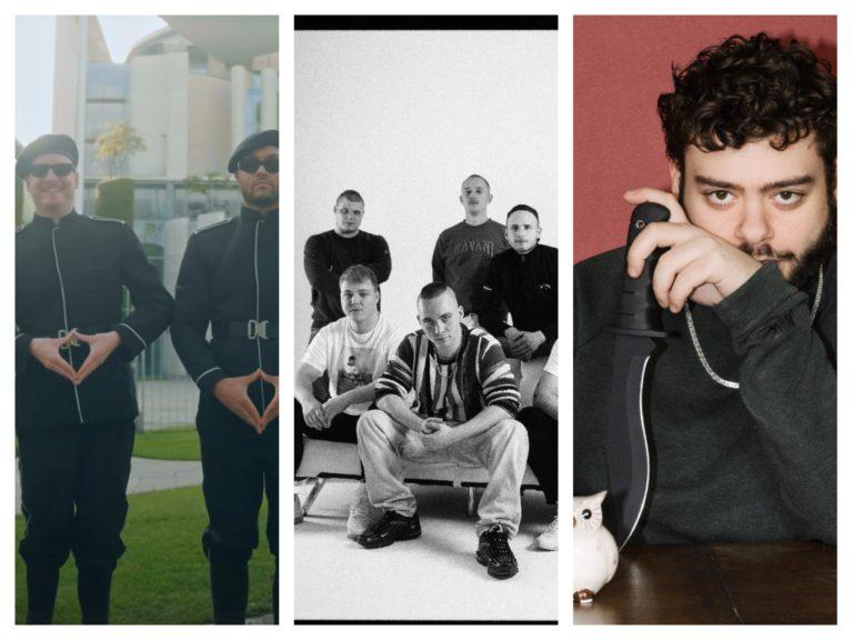Freitagsbombe: Neues von 102 Boyz, K.I.Z, Ilhan, Olexesh u.v.m // Listen
