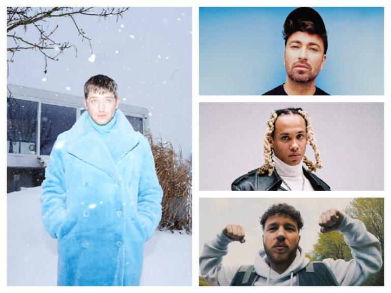 Freitagsbombe: Neues Maeckes-Album & Singles von Marteria, Pimf, Kelvyn Colt u.v.m. // Listen