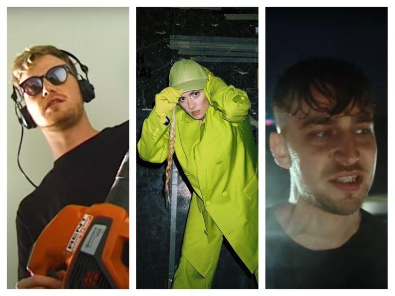 Freitagsbombe: Neue Songs von Haiyti, Döll, Dexter u.v.m. // Listen