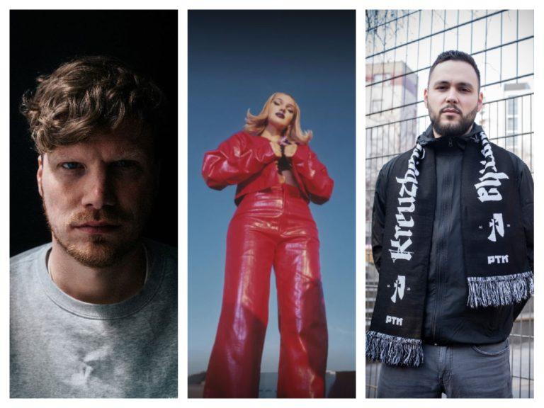Freitagsbombe: Neue Releases von PTK, Shirin David, Dexter u.v.m. // Listen