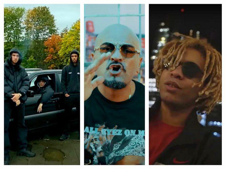 Freitagsbombe: Releases von Xatar, Crack Ignaz, Rapkreation u.v.m. // Listen