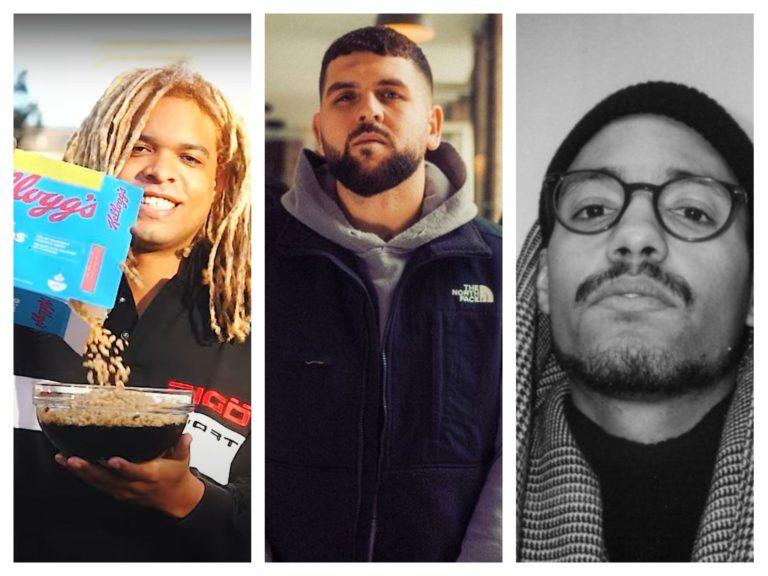 Freitagsbombe: Vega, Casper, Crack Ignaz, Ahzumjot u.v.m. // Listen
