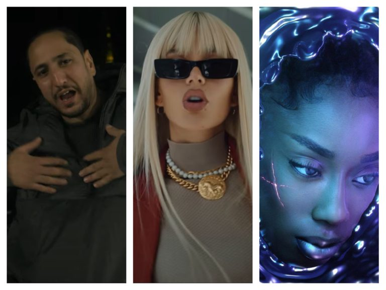 Freitagsbombe: Neues Material von Celo & Abdi, Loredana, Ace Tee, Dexter uvm. // Listen